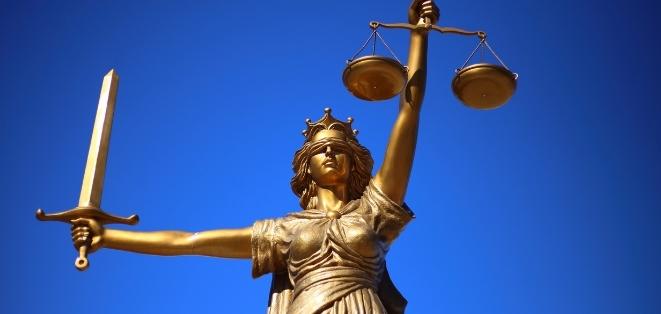 Illustrer la justice et la loi badinter